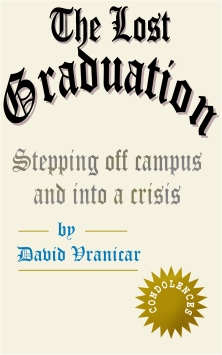 The Lost Graduation Cover